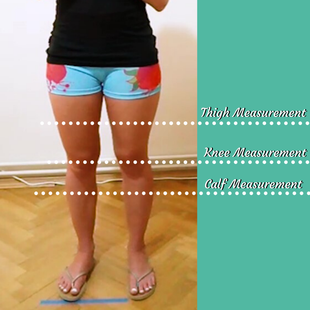 Body Measurements for Sewing: Leg Measurements for Beginners