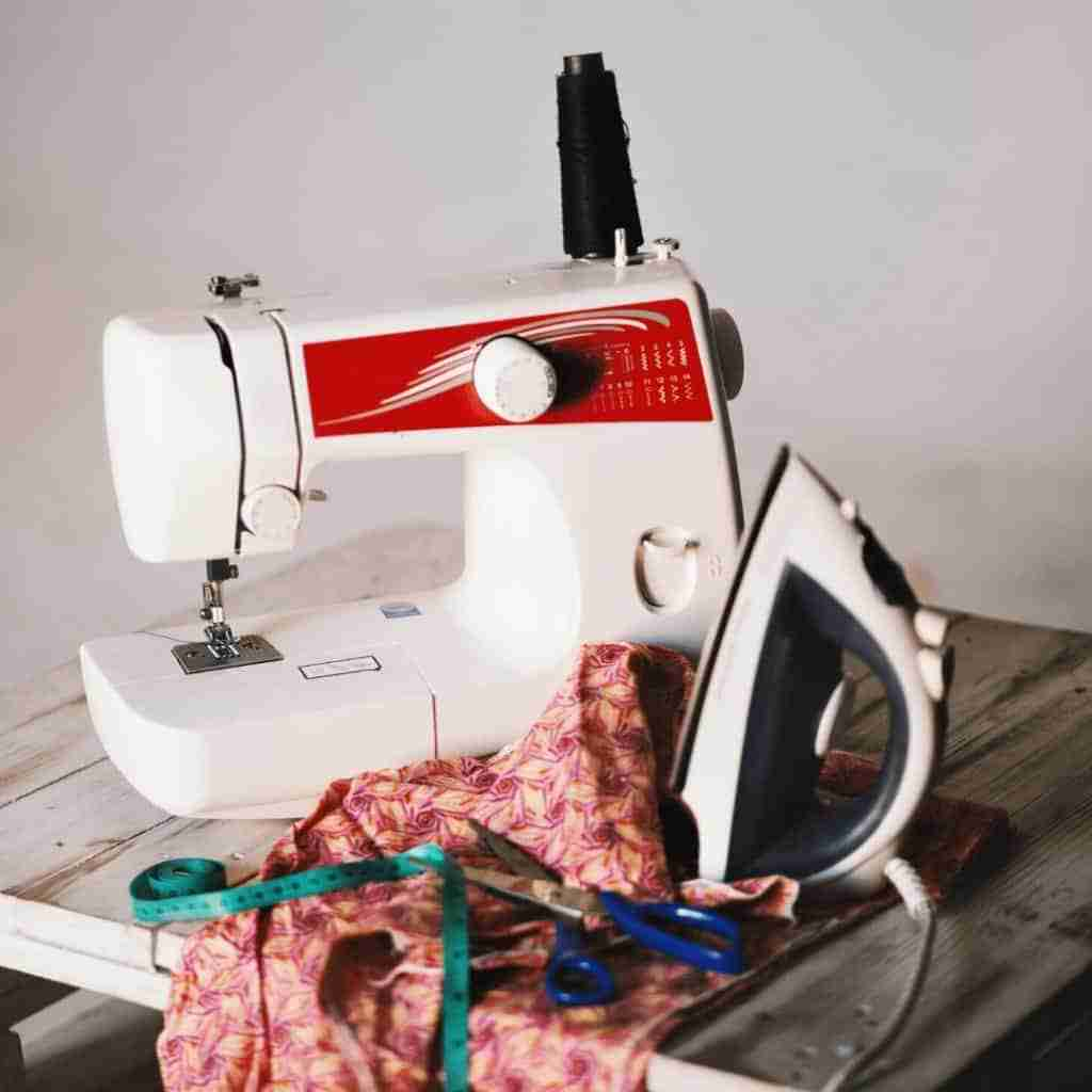 Sewing Tools for Beginners - Sewing Machine
