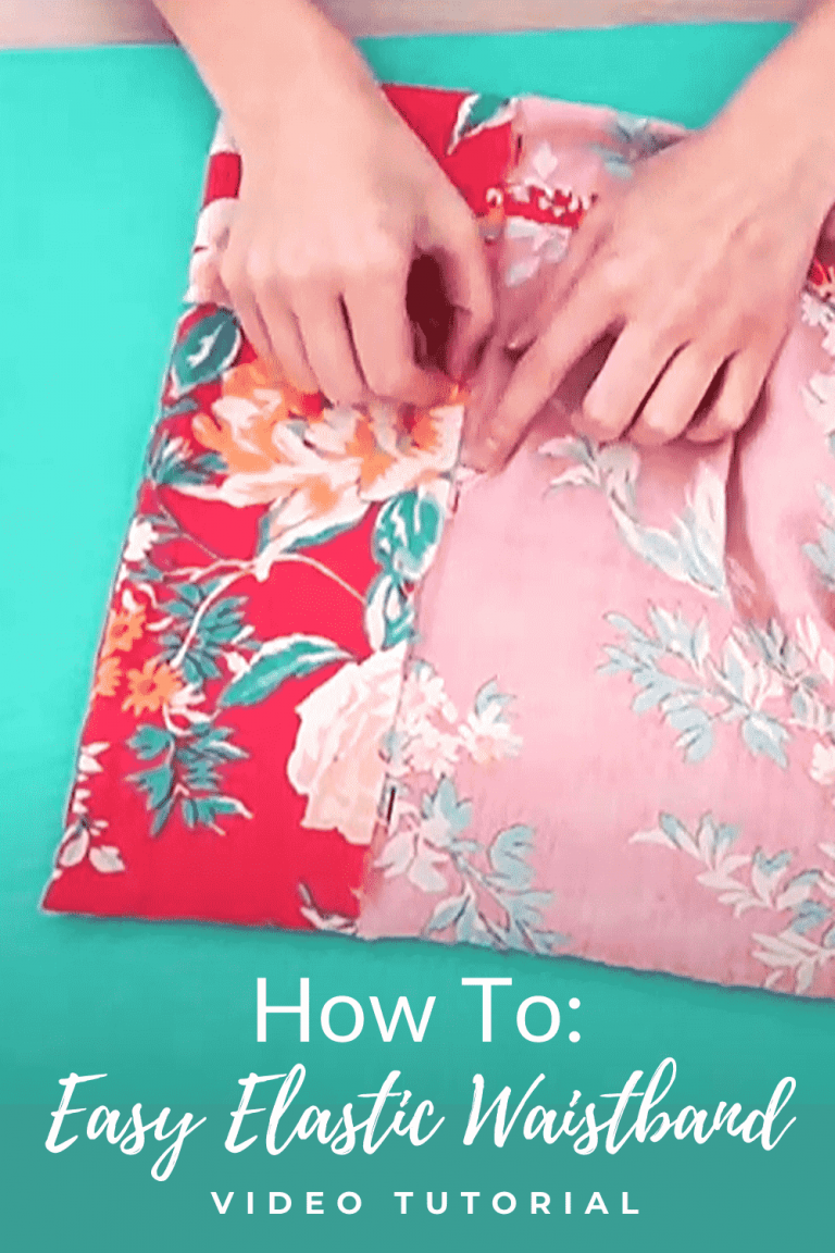 How to Hem Pajama Pants